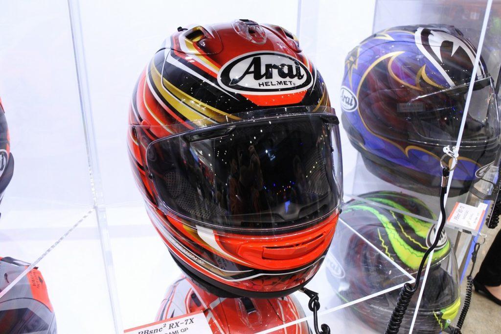 ARAIのヘルメット